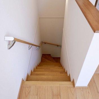 下に行きましょう!