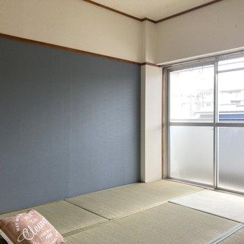隣に和室があります。※写真の家具・小物は見本です
