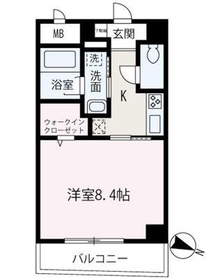 仮)成増三丁目新築マンションの間取り
