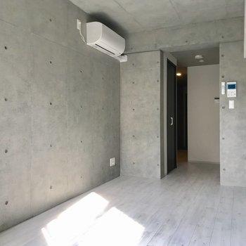 設備もグッドですよ。※写真は3階の同間取り別部屋のものです