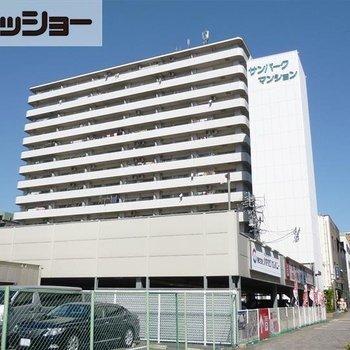 サンパーク名古屋駅前602号室