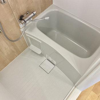 【イメージ】お風呂も新設