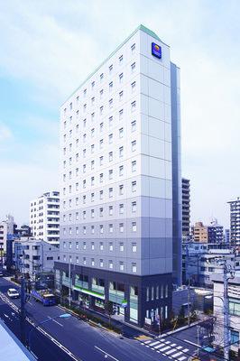 コンフォートホテル東京清澄白河【ホテル】の間取り