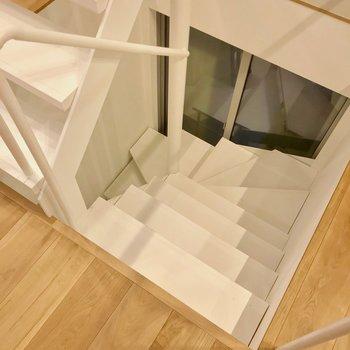 さらに1階へ降りてみます。