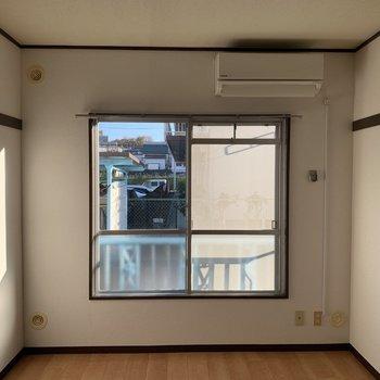 【工事前】明るいお部屋が無垢床になります!