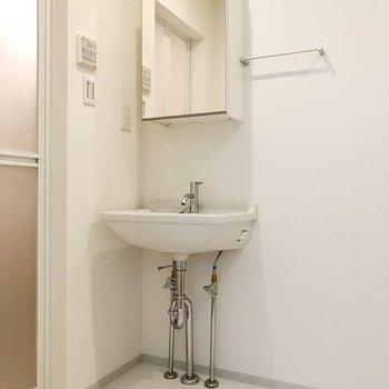※写真は1階の同間取り別部屋のものです・デザインが異なる場合があります