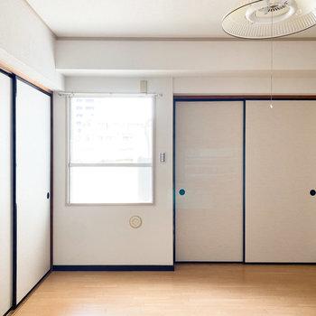 【LDK】隣の和室も行ってみましょう。