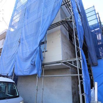 (仮称)西蒲田5丁目邸