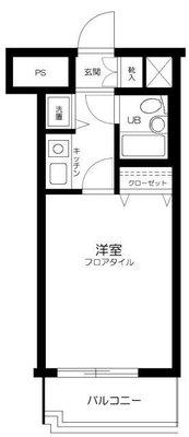 横浜平沼ダイカンプラザ三号館の間取り