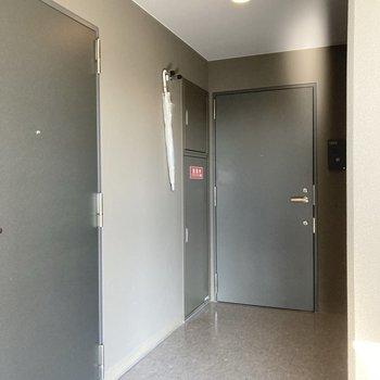 廊下奥のお部屋です。