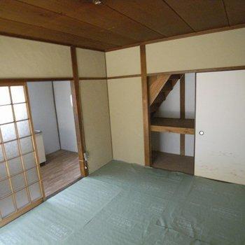 西賀茂大栗町貸家6号