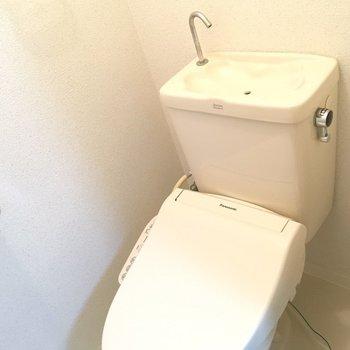 トイレ綺麗!ウォシュレットついてます◎
