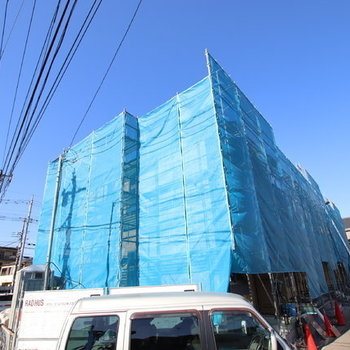 (仮)西東京市東町新築計画 A棟