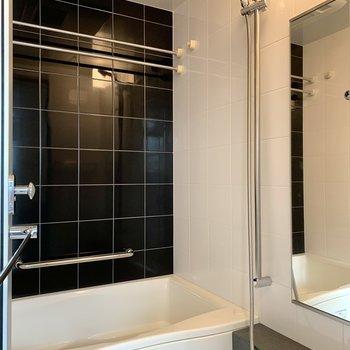 浴室乾燥付きのバスルーム。※写真は前回募集時のものです