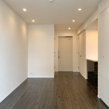 居室の形はシンプルな長方形。※写真は前回募集時のものです