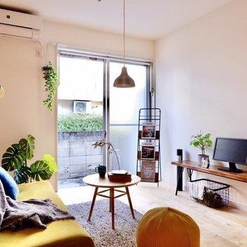 好きなものをあつめて※写真は別部屋、家具はイメージです