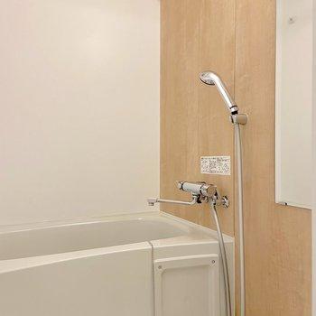浴室もフル交換しました!