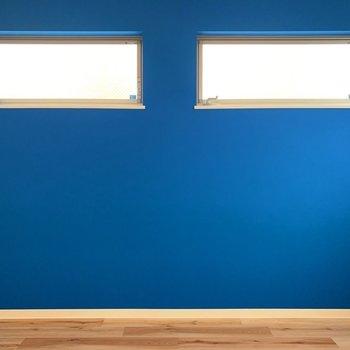 換気したいときに窓がたくさんあると便利ですね。(※写真は3階の同間取り別部屋のものです)