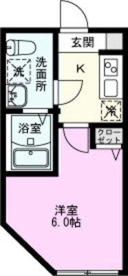 松戸新田HAPPY HOUSEの間取り