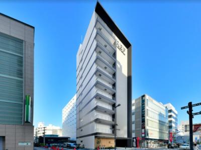 レフ大宮 by ベッセルホテルズ【ホテル】の間取り