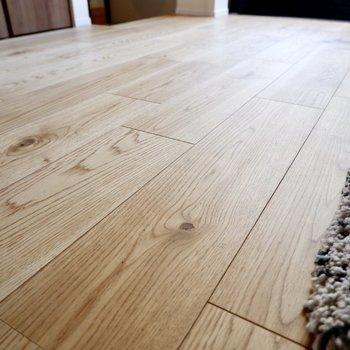 床質が素敵。