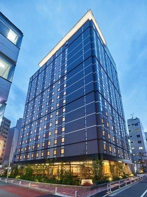 三井ガーデンホテル五反田【ホテル】の間取り