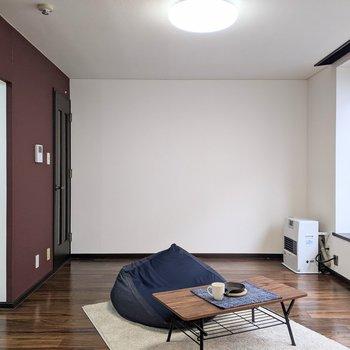 【LDK】ソファを置くこともできます。※家具はサンプルです