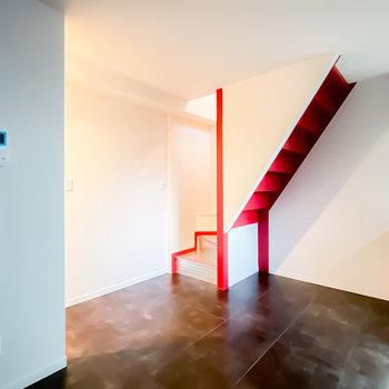 遊び心を高める階段