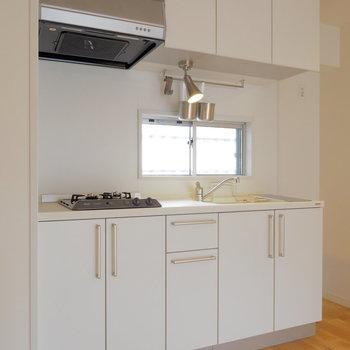 【イメージ】キッチンはゆとりがあります