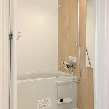 浴室乾燥が備わっていますよ!