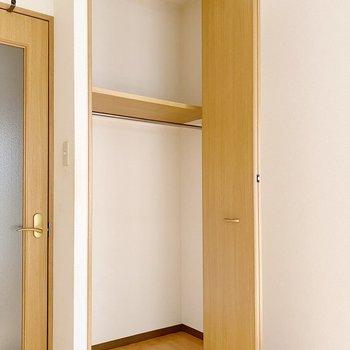 ボックスを使って、上も下も空間を上手に使いましょう〜!
