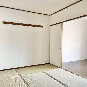 【和室】ここは今っぽく、モダンな書斎部屋にするのがおすすめ◯
