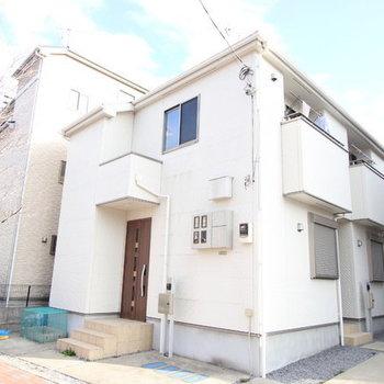 古千谷本町テラスハウス
