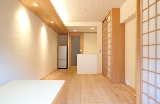 センチュリーパークユニ東梅田のお部屋