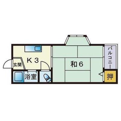 D-house南福岡の間取り