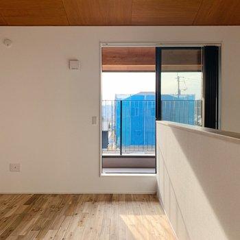 【2階】こちらは寝室として。