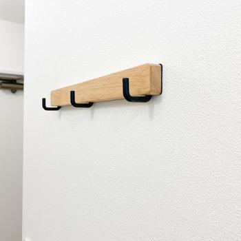 鍵を掛けておくのもいいですね※写真は1階の同間取り、別部屋のもの