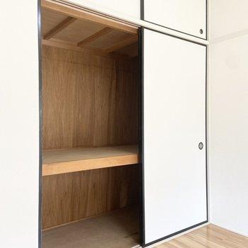 【洋室2】収納スペースも広々!