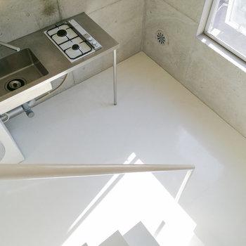 さて、上階を見ていきましょう。※写真は2階の同間取り別部屋のものです