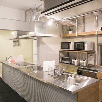 キッチン(2号棟)