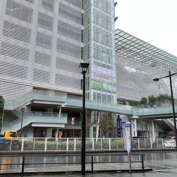 二子玉川駅周辺にはデパートがあります