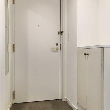 次は玄関を見ていきましょう。