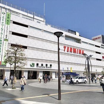 【錦糸町駅】