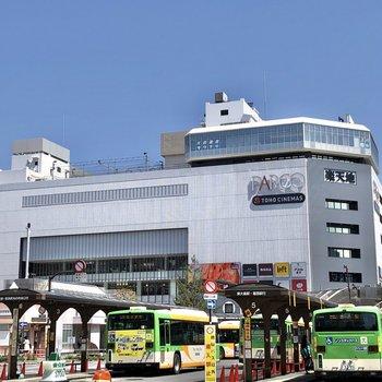 【錦糸町駅前】