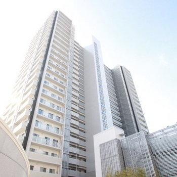 広島ガーデンシティ白島城北イーストタワー
