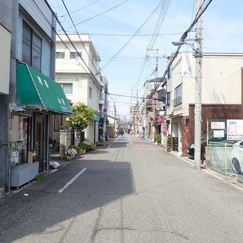 【周辺環境】おだやかな住宅街。ほんとうにのんびりです。