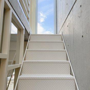 3階へ行ってみましょう。