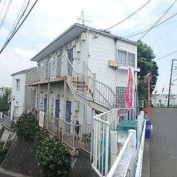 ニットコーポ浅間台1号館