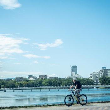 【イメージ】自転車のある暮らし、はじめませんか?