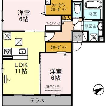 (仮)D-room温品2丁目